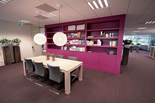 Perla maatwerk interieurbouw boekenkast