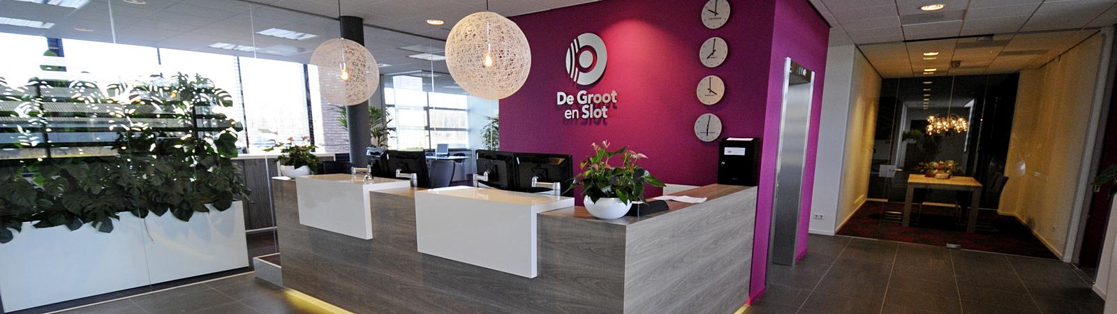 Perla entreemeubilair maatwerk De Groot en Slot panorama