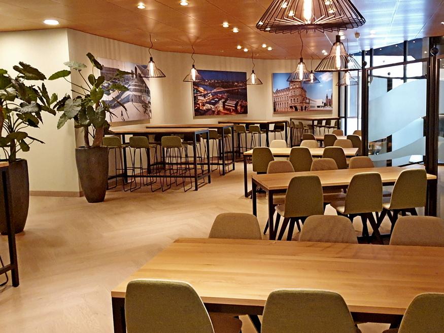 Rijnpoort nieuw restaurant